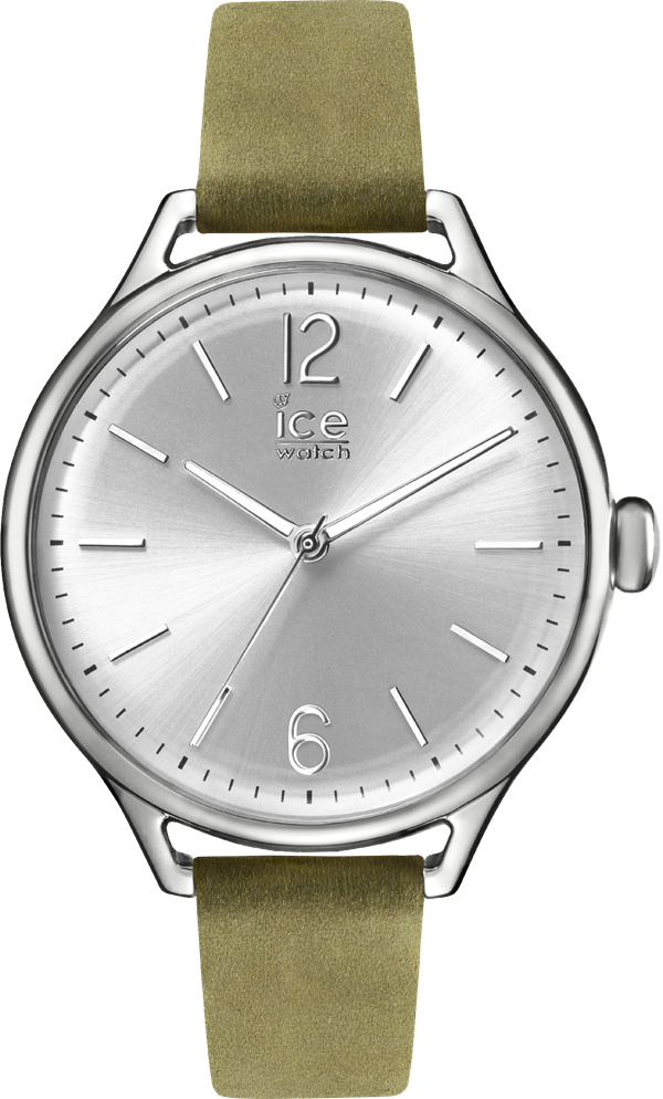 ICE Time_Khaki Silver_M