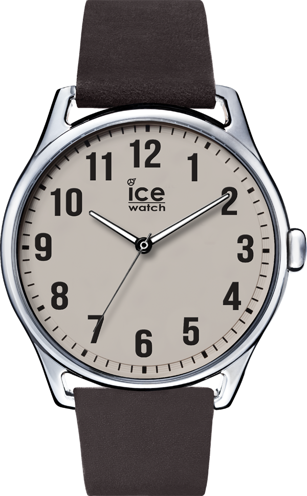 ICE Time_DarkBrown Beige_L
