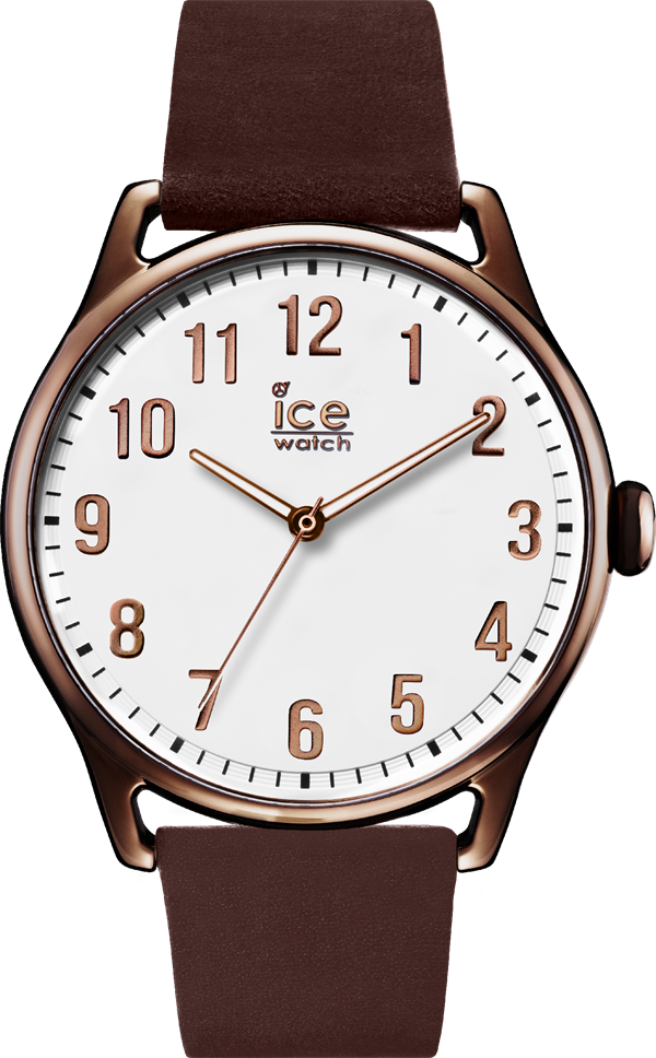 ICE Time_Brown White_L