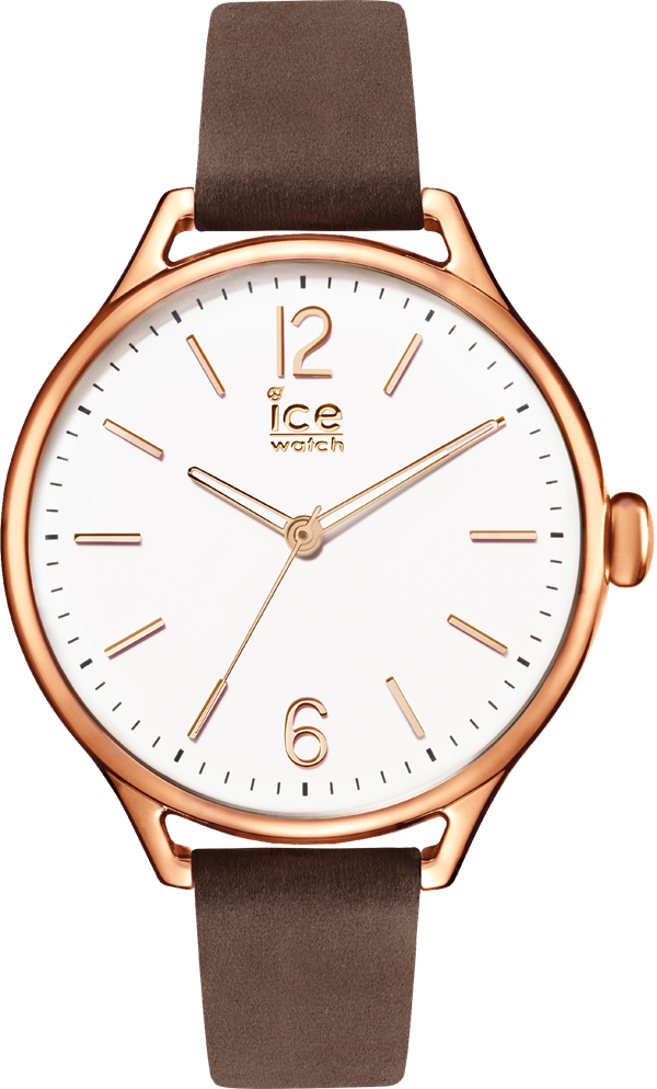 ICE Time_Brown RoseGold_M