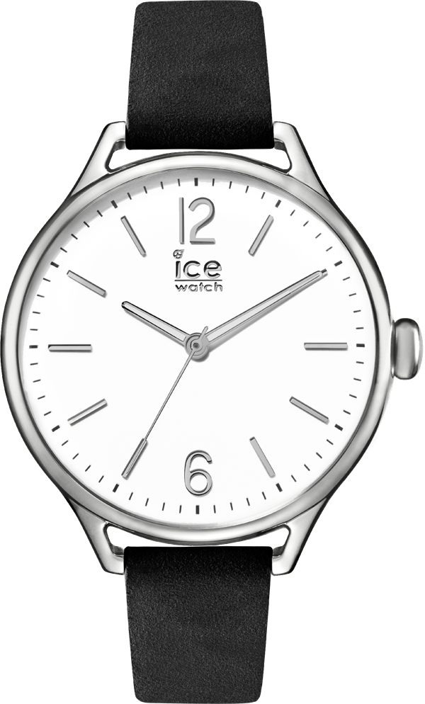 ICE Time_Black Silver_M