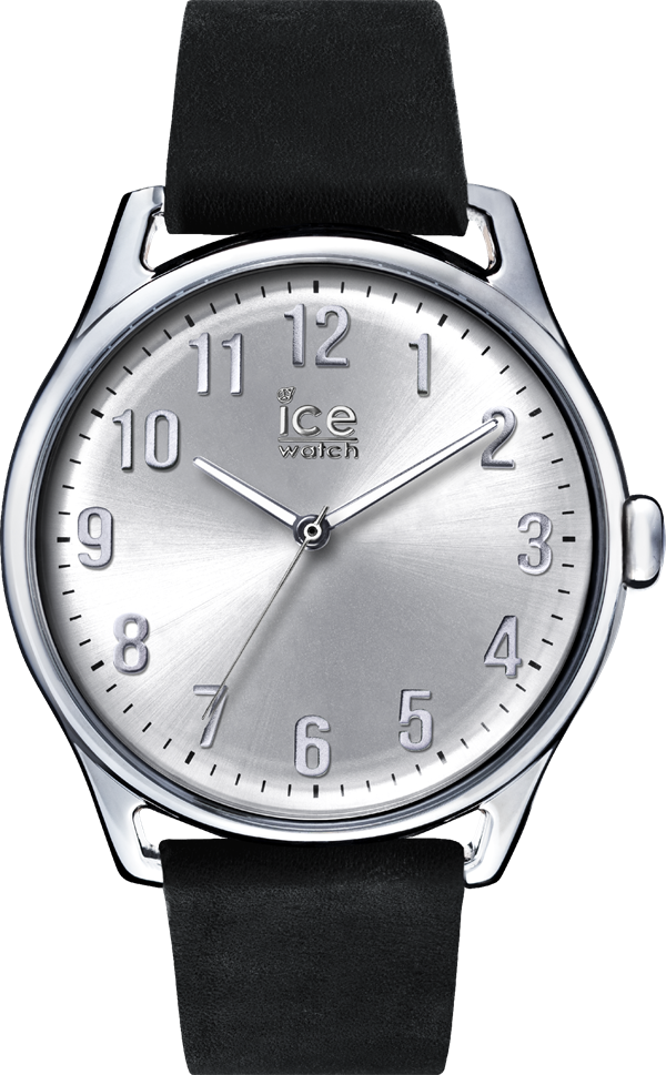 ICE Time_Black Silver_L