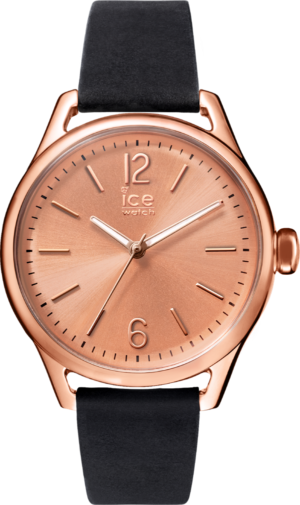 ICE Time_Black RoseGold_S