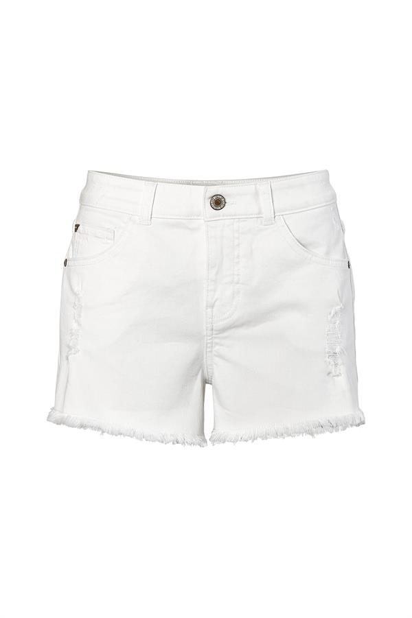 C&A_Jeans-Shorts Weiß