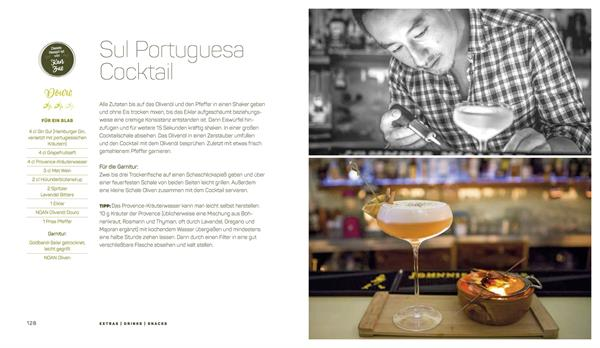 Sul Portuguesa Cocktail