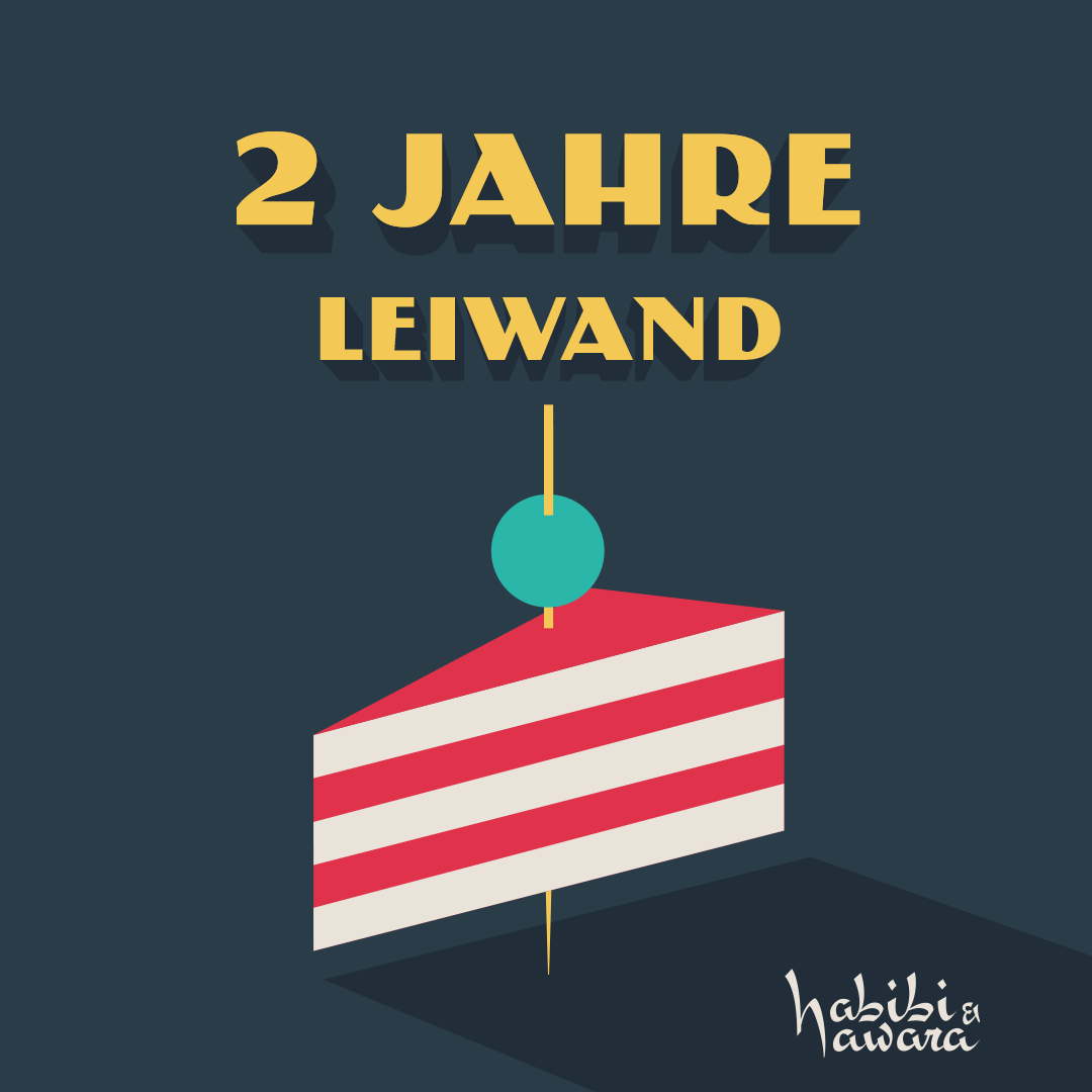 2 Jahre Leiwand