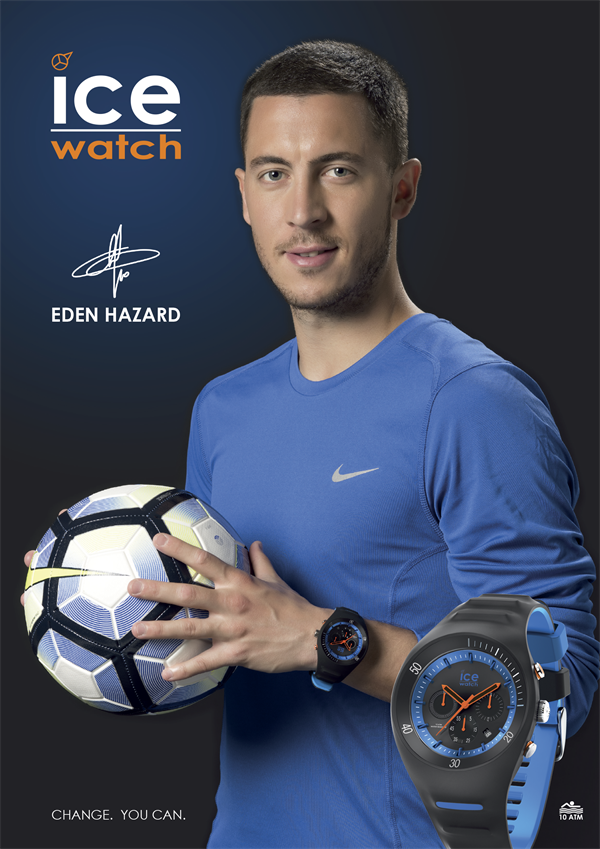 ice-watch_Eden Hazard_Pierre Leclercq Deepwater