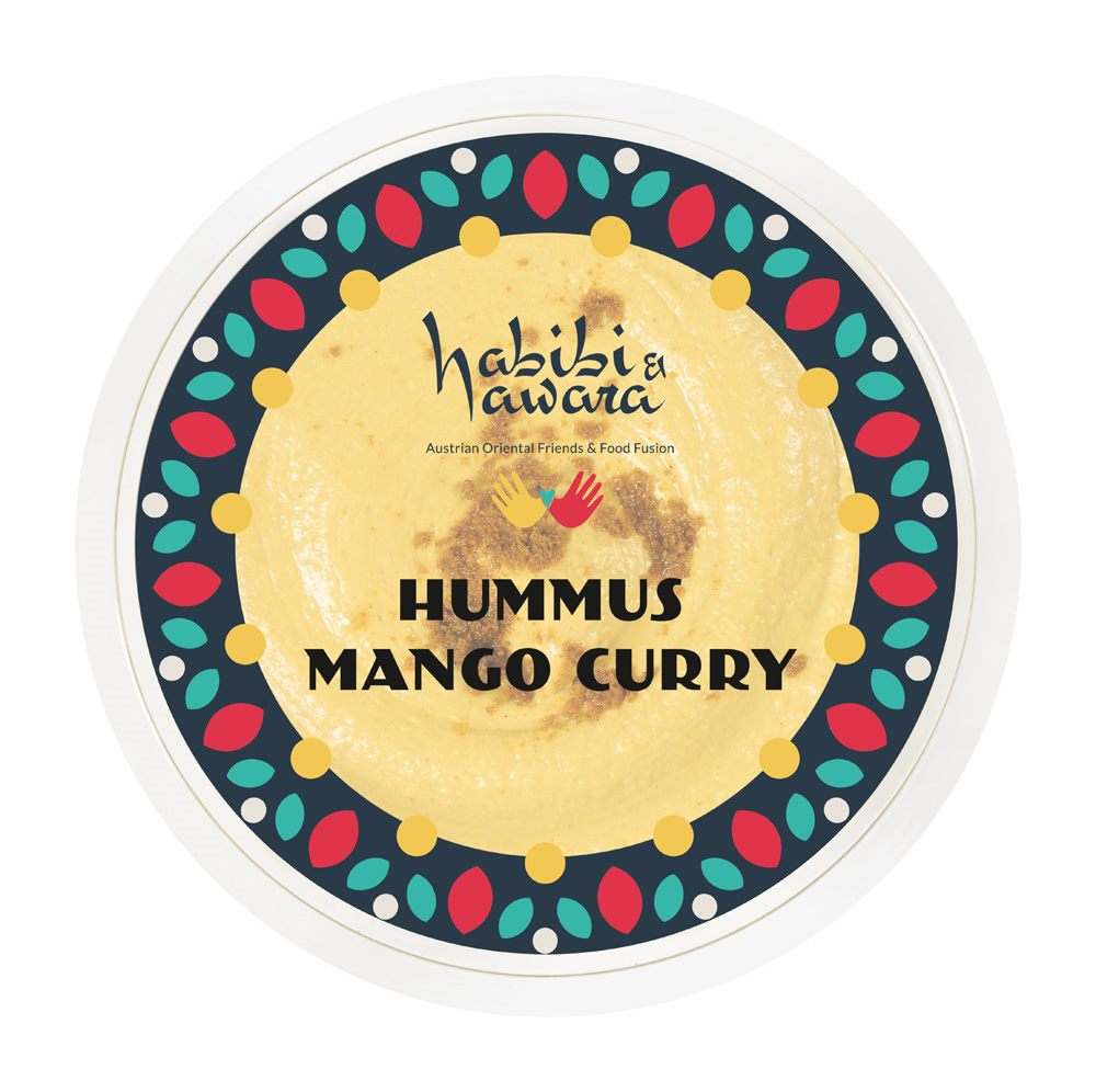 Habibi & Hawara | Hummus Mango Curry