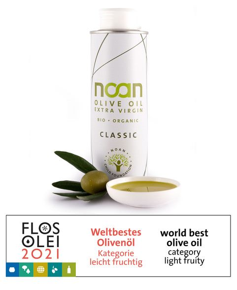 Noan Olive Oil Extra Virgin