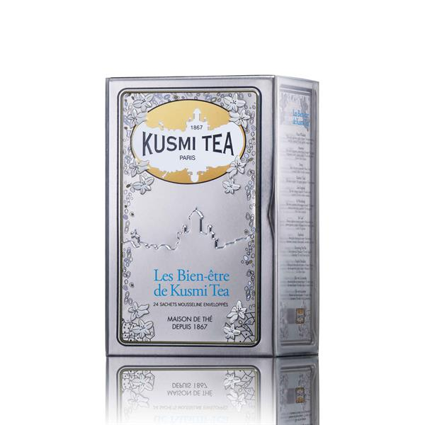 Tee geschenkbox wellness
